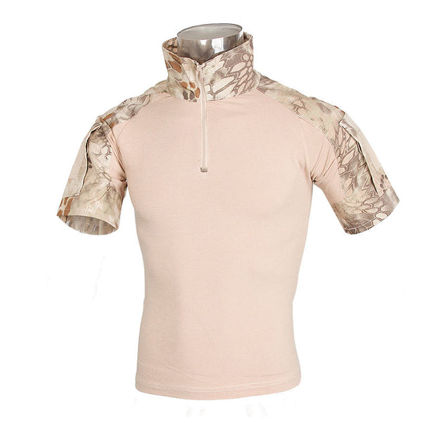 Gen 3 Short Sleeve Combat Shirt Kryptek Highlander