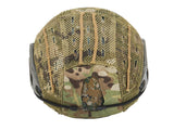 Helmet Cover for Crye AirFrame and Similar Combat Helmets (Camo)