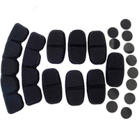 ImpaX Superior Pad Set For MICH / OPS-Core / ACH / Crye AirFrame Helmet