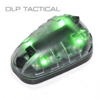 DLP Tactical 6 Gen 2 IR + Visible LED Strobe Emergency Helmet Mounted IFF Marker Light