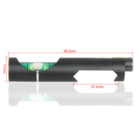 Anti-Cant Picatinny Mount Bubble Level for Telescopic Rifle Scope