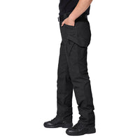 Interceptor 9 Combat Cargo Pants - Black