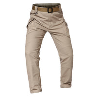 Interceptor 9 Combat Cargo Pants - Tan
