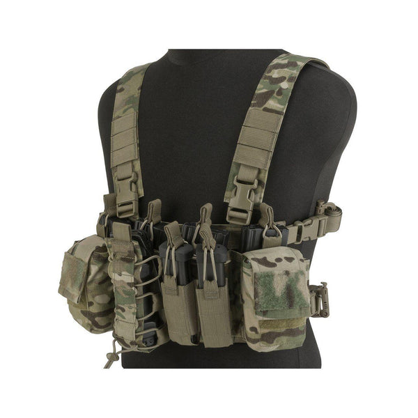 D3 Universal Chest Rig with 223 / 308 pouches