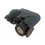 Twin Beam Green Laser + IR Laser Sight + 250 Lumen LED Weapon Light