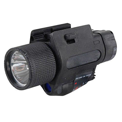 DLP Tactical M6X 500 Lumen LED Weapon Light + Laser