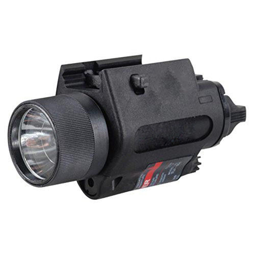 DLP Tactical M6 350 Lumen LED Weapon Light + Laser