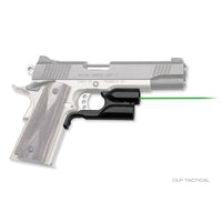 DLP Tactical Green Laser Sight for 1911 style pistols Colt Kimber RRA & More