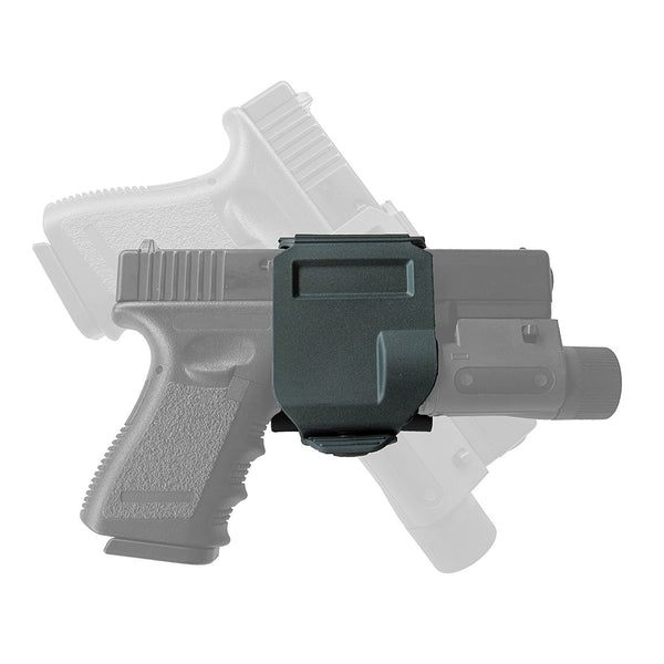 DLP Tactical GlockClip Gun Clip MOLLE / Belt Holster for All Generations Glock 17 19 22 23 34 35
