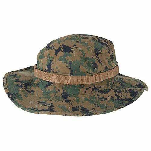 440b186cdfe2d Boonie Hat - Digital Woodland – DLP Tactical