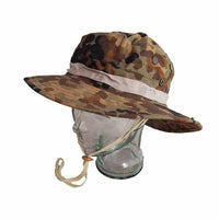 Boonie Hat - German Flecktarn Arid