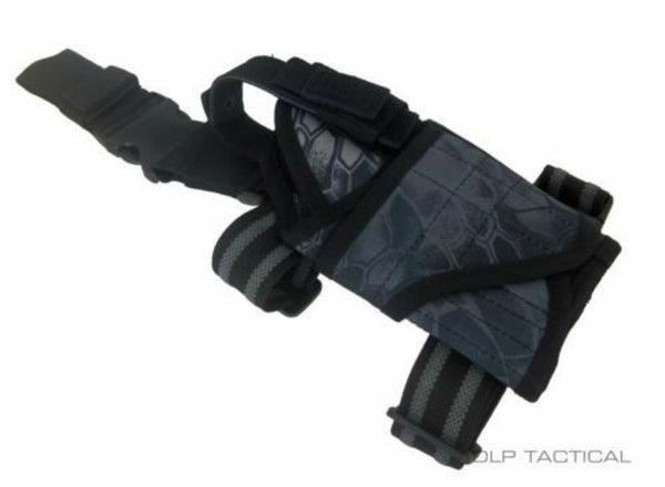 DLP Tactical Universal Drop Leg Pistol Holster