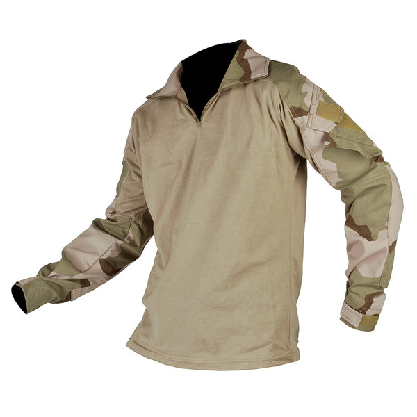 Gen 3 Long Sleeve Combat Shirt DCU 3-Color Desert