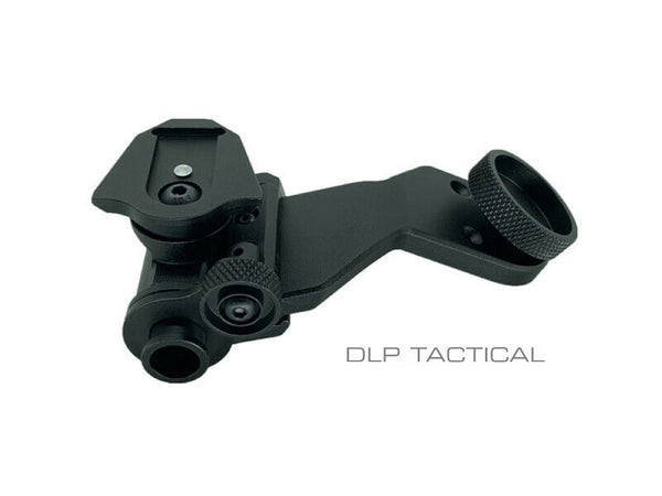 DLP Tactical J-Arm Bracket Compatible with L4 G24 CNC Machined Breakaway Night Vision Mount