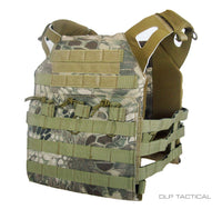 Phantom Low Profile MOLLE Vest Plate Carrier