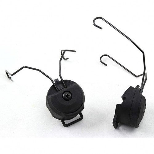Helmet ARC Rail Adaptor Set for MSA Sordin Headsets