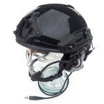 Fully-loaded Custom Impax MT Bump Helmet Demonstrator (Special)
