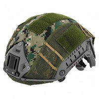 Helmet Cover for MICH , OPS-Core FAST and Similar Combat Helmets