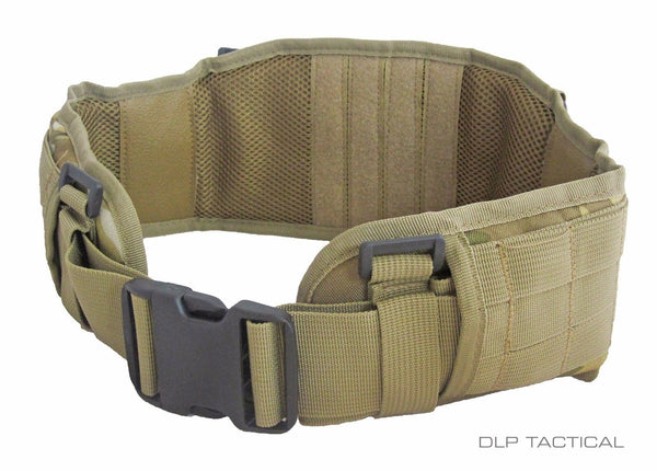 DLP Tactical MOLLE Battle Belt with Suspenders 64f69244802