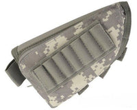 Sniper Cheek Pad Rest / Ammo Pouch for Rifle / Shotgun