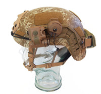 Fully-loaded Custom Impax Core Bump Helmet Demonstrator (Special)