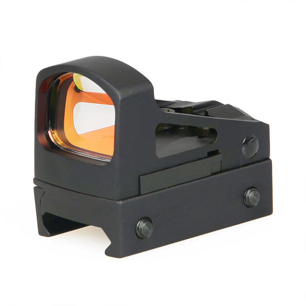 SOTAC Tactical Shield Miniature RMS Reflex Red Dot Sight w/ Riser Mount