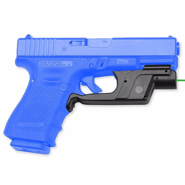 DLP Tactical Green Laser Sight Gen 3 & 4 GLOCK 17 19 20 21 22 23 31 32 34 35