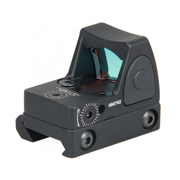 DLP Tactical RMR Style Miniature Reflex Red Dot Sight