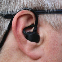 Zeta-Tac Covert In-Ear Bone Conduction Headset