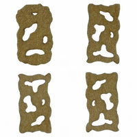 DLP Tactical Navy SEAL Style Enhanced Velcro Fastener Set for Ops-Core LBH / ACH / MICH / FAST Helmet