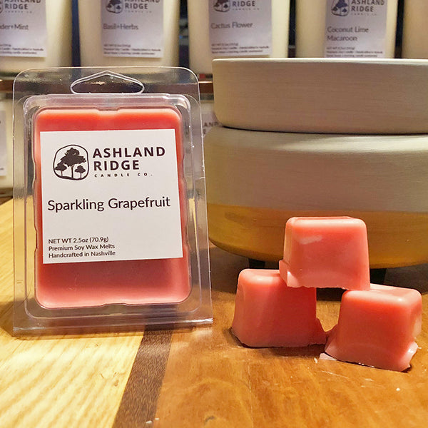 Sparkling Grapefruit Wax Melts