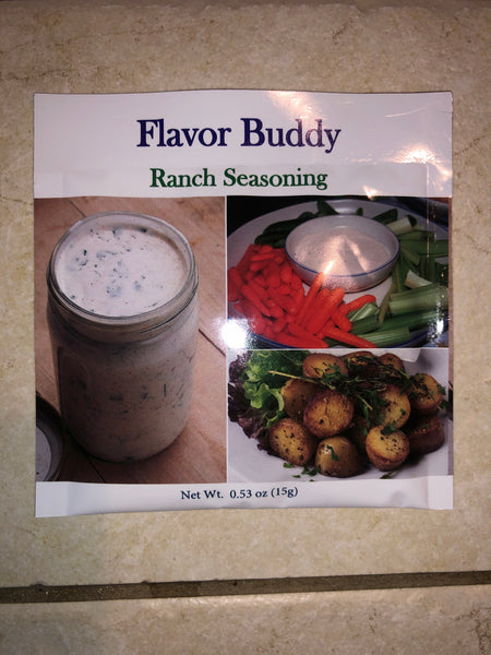 Ranch Buddy Seasoning