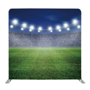 Football Field Tension Fabric Backdrop