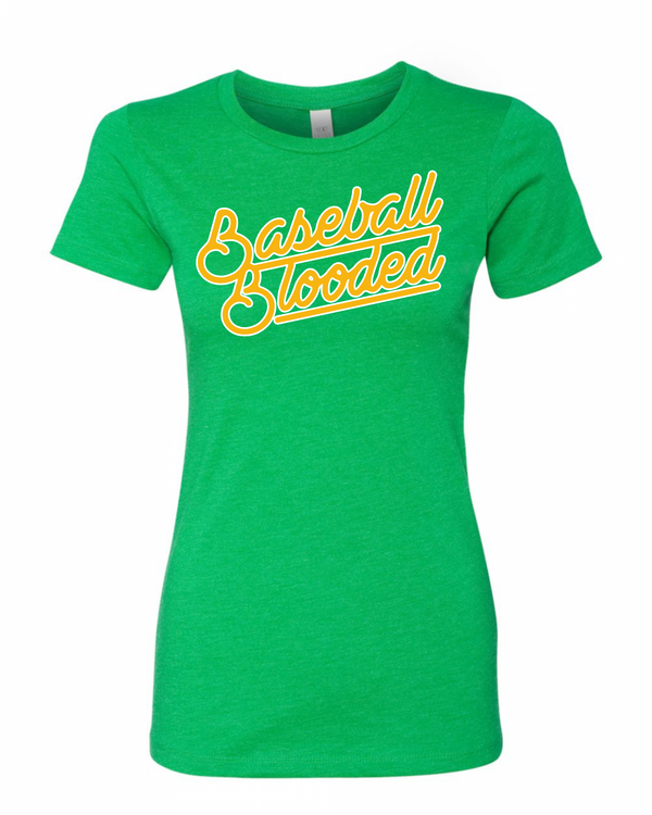 Athletics Ladies Tee
