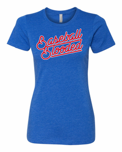 Cubs Ladies Tee