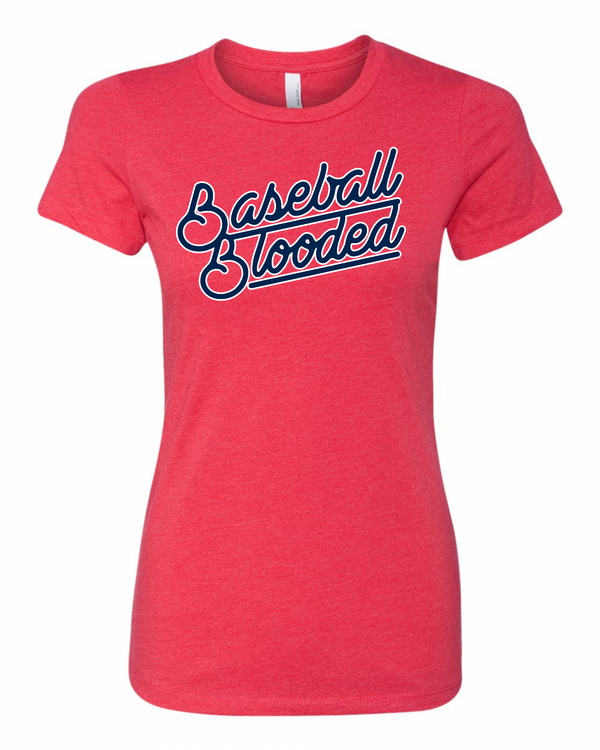 Indians Ladies Tee