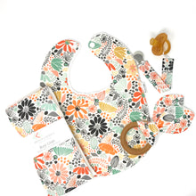 Multi Color Floral Print Baby Gift Set - Petite Chalet