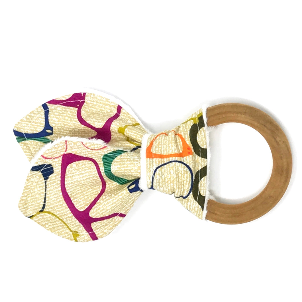 Urbanista 20/20 Glasses Bunny Ear Teether - Petite Chalet