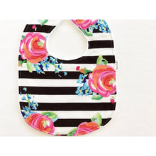 Kate Spade Floral Inspired Baby Bib - Petite Chalet