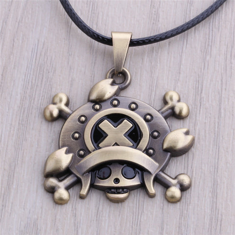 One piece Chopper Necklace