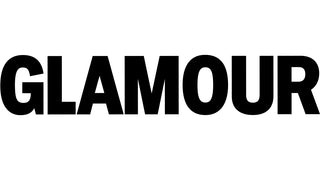 Glamour Magazine Logo Black White