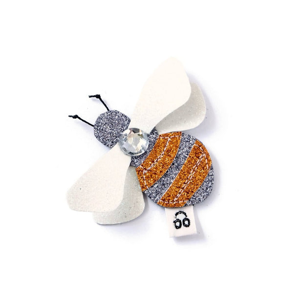 Queen Bee Hair Clip