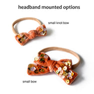 headband mounted options