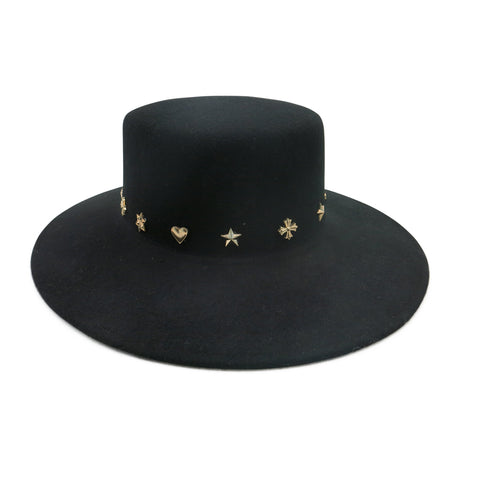 FLORENCE // Black Diamond Fedora