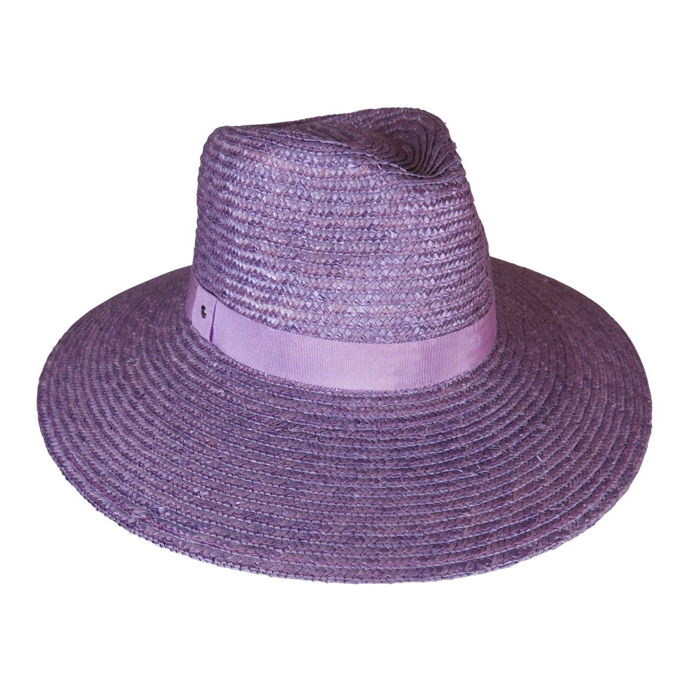 BOLOGNA // Frosted Violet Fedora
