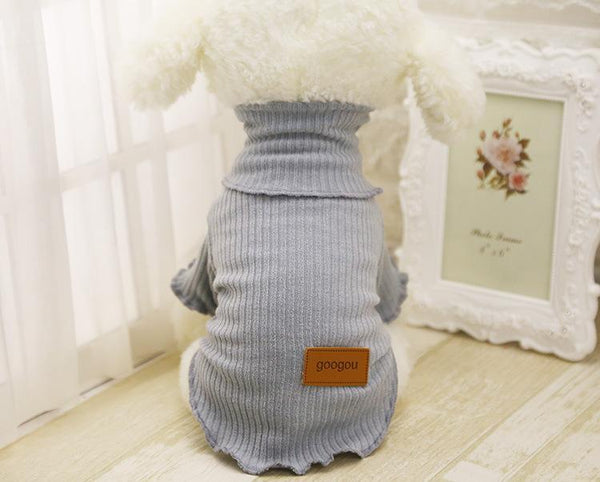 Googou Dog Clothes Warm Outfit For Small Dogs and Puppies