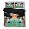 Amazing Whippet Print Bedding Set-Free Shipping