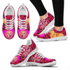 Valentine's Day Special-Golden Retriever Print Running Shoes For Women-Free Shipping