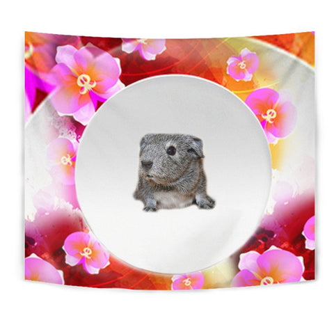 Cute Guinea Pig Print Tapestry-Free Shipping