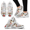 Valentine's Day Special-Beagle Dog Print Running Shoes For Women-Free Shipping
